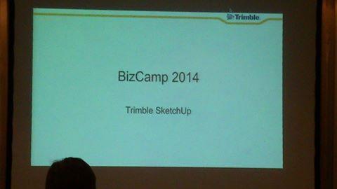 2014 SketchUp 3D BIZCAMP