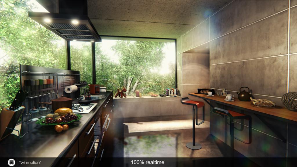 Twinmotion_Kitchen